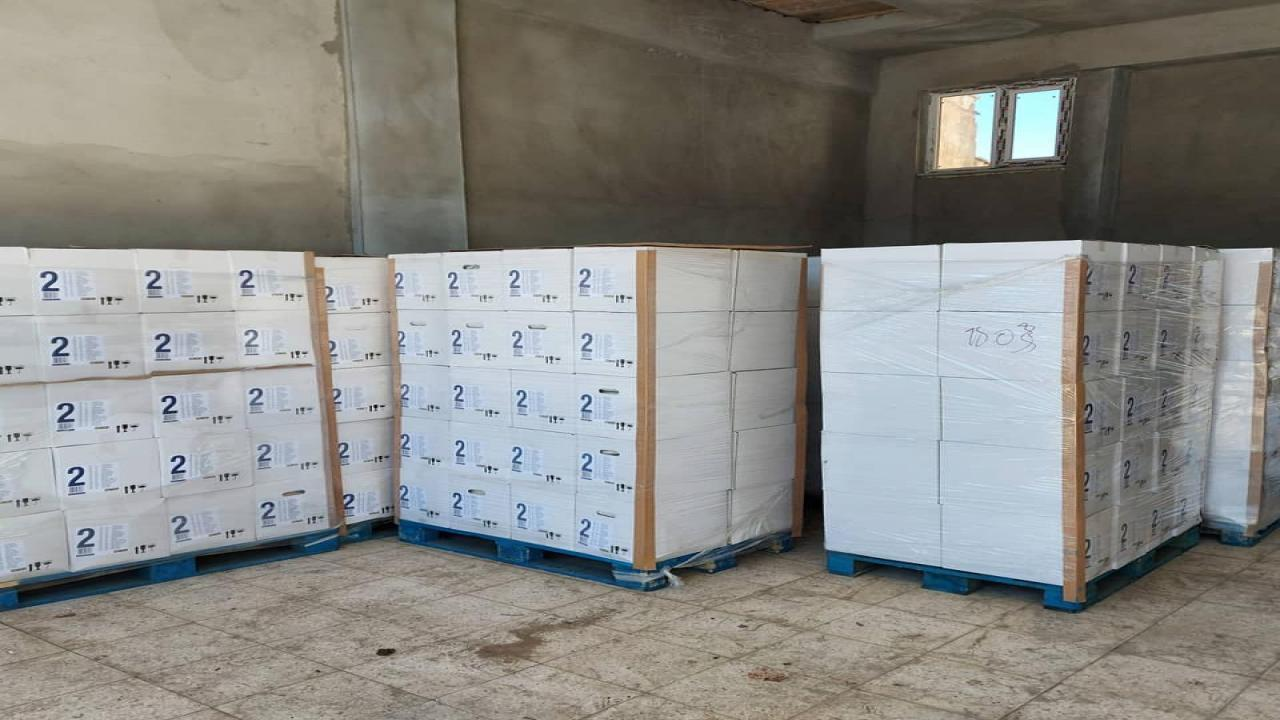 Ramazan Ayı Yardım Paketleri İhtiyaç Sahibi Ailelere Ulaştı