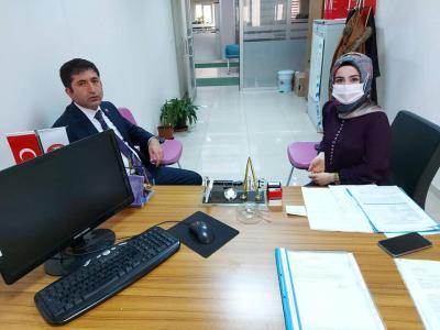 Başkan Çelik İlçemizde Görev Yapan Avukatlarımızı Ziyaret Etti
